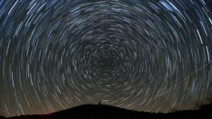 """Estrela Polar e o movimento das estrelas """"vizinhas"""""""