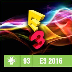 Vitrine MeiaLuaCast sobre a E3 2016