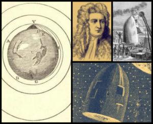 Newton e Verne