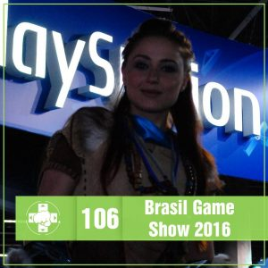 Vitrine MeiaLuaCast sobre a Brasil Game Show 2016