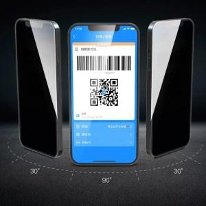 Cristal templado Privacy iPhone 12 max & pro
