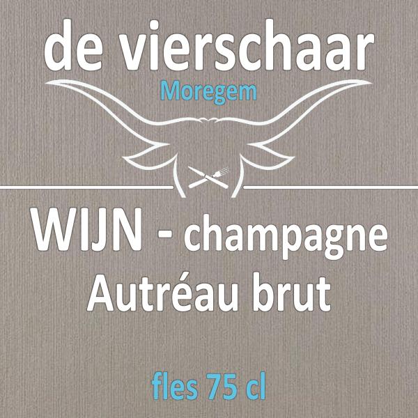 Shop - WIJN - Autreau champagne