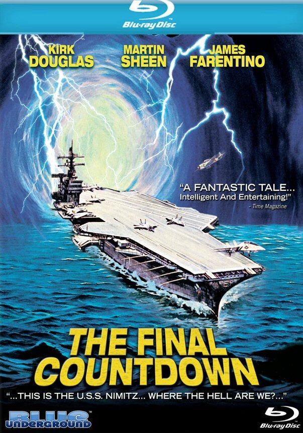 Nimitz Retour Vers L'enfer Streaming : nimitz, retour, l'enfer, streaming, DeVilDead, Critique, FINAL, COUNTDOWN,, (BLU-RAY), (1980), Blu-ray