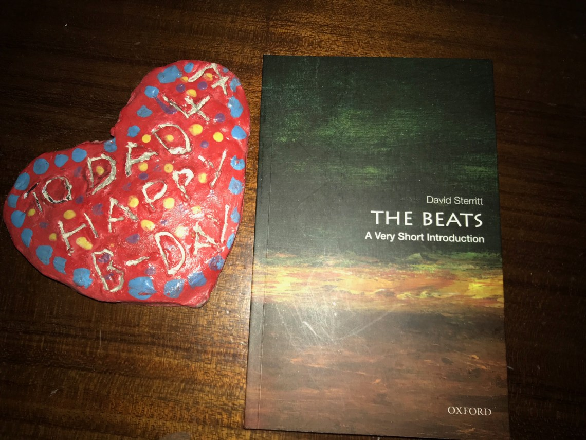 The Beats VSI alongside a heart-shaped pottery gift