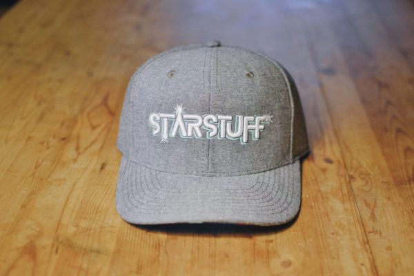 Starstuff ballcap - Oxford grey