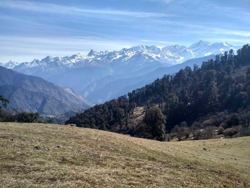 Dayara Bugyal in Uttarkashi. Picture courtesy, Ravish Chugh