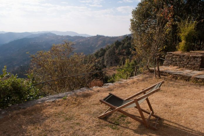 Beauty and Tranquility of The Oak Chalet in Mukteshwar