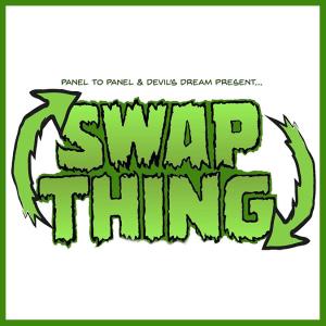 Swap Thing comic show swap Vermont