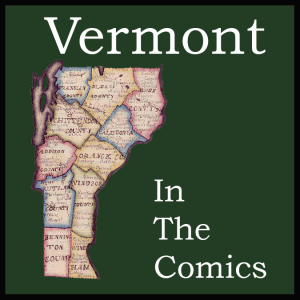 Vermont in the Comics