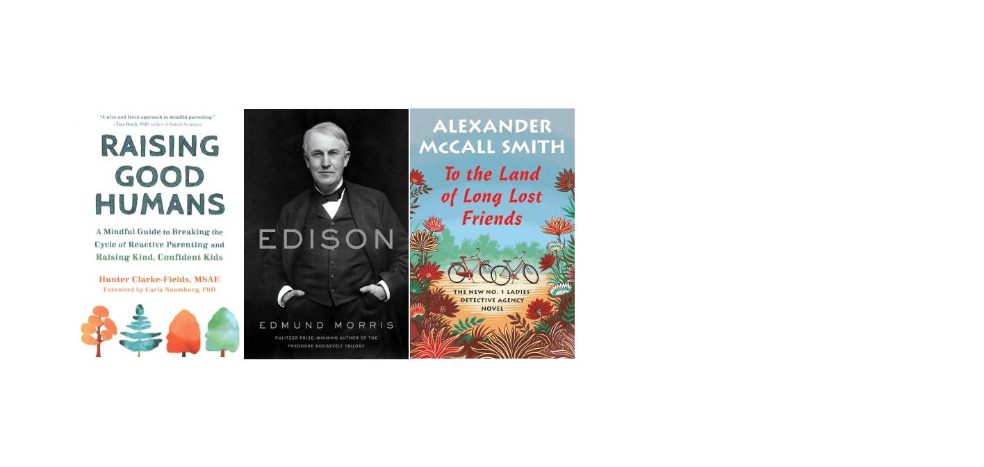 New Adult Books for December 3, 2019