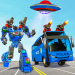 Bus Robot Car Transform War– Spaceship Robot game v4.1 APK Download New Version