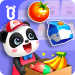 Download Baby Panda's Town: Supermarket v8.48.00.01 APK New Version