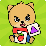 Download Baby flash cards for toddlers v1.10 APK For Android