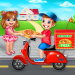 Download Bake Pizza Delivery Boy: Pizza Maker Games v1.7 APK For Android