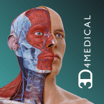 Download Complete Anatomy '21 – 3D Human Body Atlas v6.4.0 APK For Android