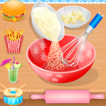 Download Cooking in the Kitchen – Baking games for girls v1.1.72 APK New Version