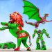 Download Dragon Robot Car Game – Robot transforming games v1.3.6 APK Latest Version