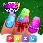 Download Girls Nail Salon – Manicure games for kids v1.21 APK For Android
