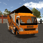 Download IDBS Indonesia Truck Simulator v4.0 APK Latest Version