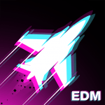 Download Rhythm Flight: EDM Music Game v0.8.4 APK New Version