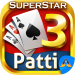 Download Teen Patti Superstar – 3 Patti Online Poker Gold v40.5 APK For Android