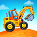 Download Truck games for kids – build a house, car wash v5.14.3 APK