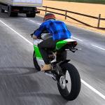 Free Download Moto Traffic Race v1.27 APK