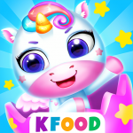 Free Download My Little Unicorn: Games for Girls v1.8 APK