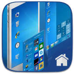 Free Download Win 7 Theme for Computer Launcher v1.8 APK