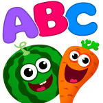 Funny Food!🥦learn ABC games for toddlers&babies📚 v1.8.1.10 APK Download Latest Version