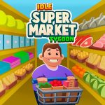 Idle Supermarket Tycoon – Tiny Shop Game v2.3.1 APK Download New Version