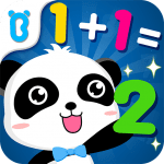 Little Panda Math Genius – Education Game For Kids v8.48.00.01 APK Download New Version