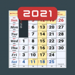Monthly Calendar & Holiday v1.2.0 APK Download For Android