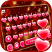 Red Heart Keyboard Theme v2.3 APK New Version