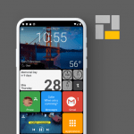 Square Home – Launcher : Windows style v2.1.14 APK Download Latest Version