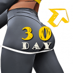 30 Day Butt & Leg Challenge women workout home v1.1.15 APK For Android