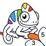 Chamy – Color by Number v3.1 APK For Android