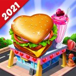 Cooking Crush: New Free Cooking Games Madness v1.3.2 APK New Version