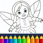 Download Coloring game for girls and women v15.3.0 APK New Version