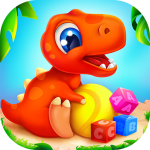 Download Dinosaur games for kids and toddlers 2 4 years old v1.5.2 APK Latest Version