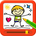 Download Magic Board – Doodle & Color v1.36 APK For Android