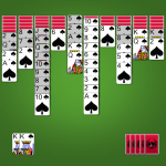 Download Spider Solitaire Pro v1.2.8 APK For Android
