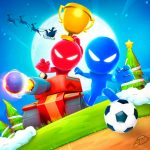 Download Stickman Party: 1 2 3 4 Player Games Free v2.0.1 APK New Version