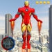 Download Super Iron Rope Hero – Fighting Gangstar Crime v3.6 APK Latest Version