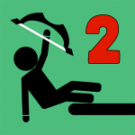 Download The Archers 2: Stickman Games for 2 Players or 1 v1.6.4 APK