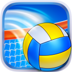 Download Volleyball Champions 3D – Online Sports Game v7.1 APK New Version