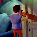 Download Walktrough the Neighbor Game Scary Guide IV v1.0 APK New Version