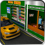 Drive Thru Supermarket: Shopping Mall Car Driving v2.3 APK Latest Version