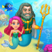 Free Download Aquarium Farm -fish town, Mermaid love story shark v1.37 APK