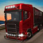 Free Download Euro Truck Driver 2018 v3.5 APK
